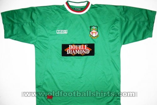 Wrexham Third football shirt 2002 - 2003