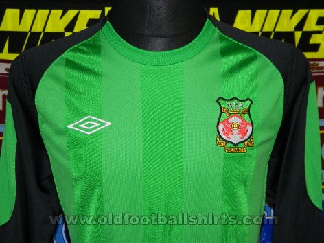 Wrexham Unknown shirt type (unknown year)