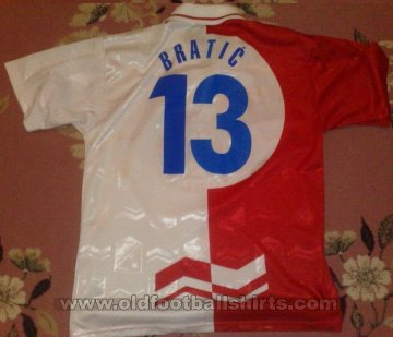 Vojvodina Home football shirt (unknown year)