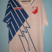 Away football shirt 1995 - 1997
