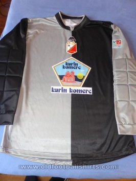 Vojvodina Goalkeeper football shirt 2006 - 2007