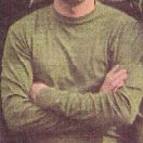 Burscough baju bolasepak 1969 - 1970
