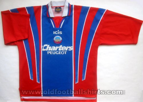 Aldershot Home - CLASSIC for sale football shirt 1998 - 1999