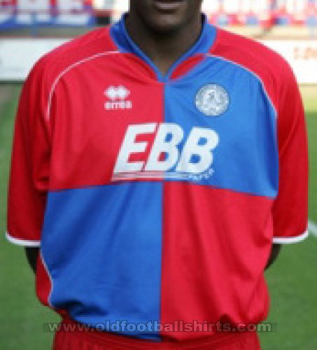 Aldershot Local Camiseta de Fútbol 2006 - 2008