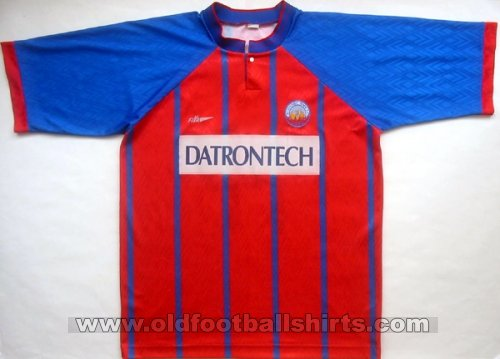 Aldershot Home Maillot de foot 1993 - 1995