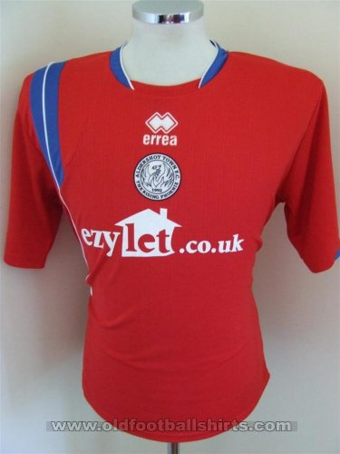 Aldershot Local Camiseta de Fútbol 2007 - 2008