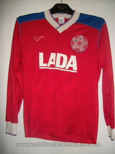 Aldershot Local Camiseta de Fútbol 1990