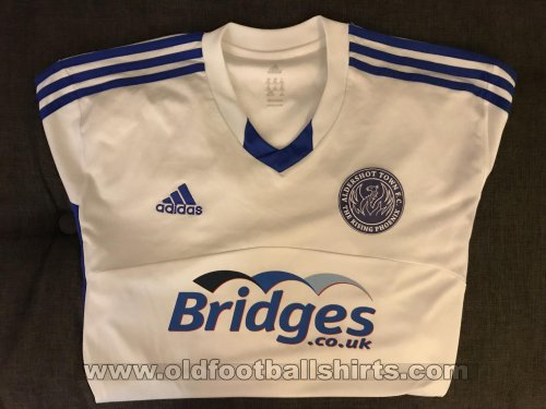 Aldershot Away football shirt 2014 - 2015