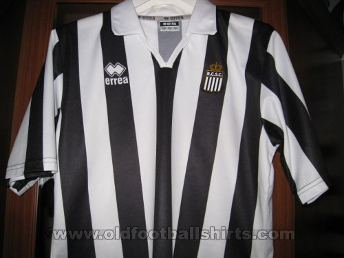 Charleroi S.C. Home football shirt (unknown year)