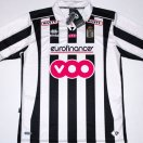Charleroi S.C. football shirt 2009 - 2010