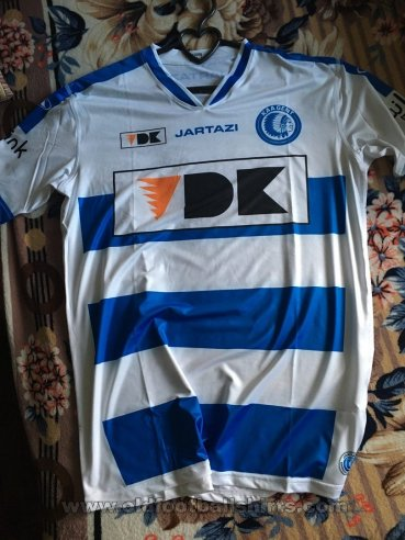 KAA Gent Away football shirt 2015 - 2016