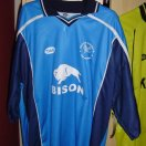 Burton Albion football shirt 2003 - 2005