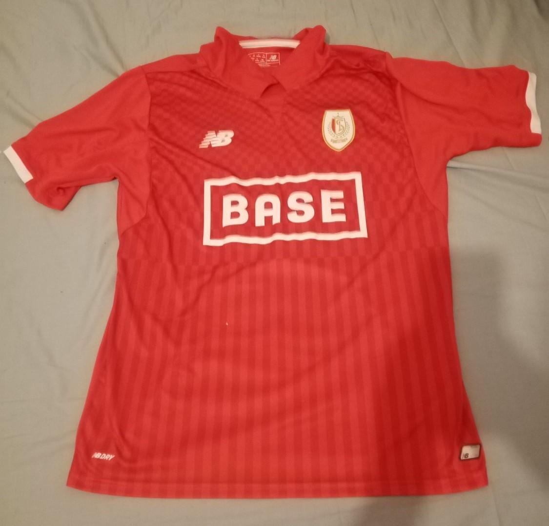 Standard Liege Home maglia di calcio 2017 - 2018. 425d75c67