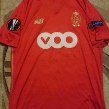 Standard Liege Home voetbalshirt  2018 - 2019 sponsored by VOO