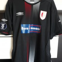 Standard Liege Special voetbalshirt  2006 - 2007 sponsored by Euro Finances
