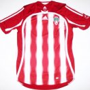 FK Viktoria Zizkov football shirt 2007 - 2008