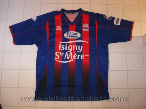 Stade Malherbe Caen Home football shirt 2005 - 2006