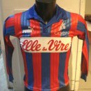 Stade Malherbe Caen football shirt 1991 - 1992