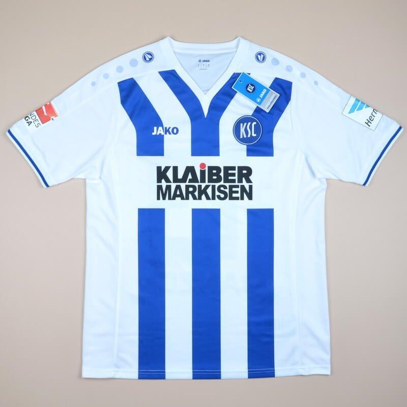 KSC Karlsruher SC Trikot Pin Badge Away 2016//17 2 Bundesliga Klaiber Markisen