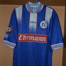 Karlsruher football shirt 1996 - 1997