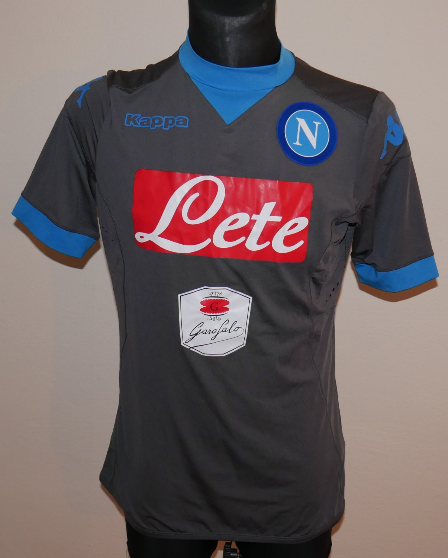 SSC Napoli kit match junior domicile