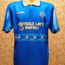 Napoli football shirt 1996 - 1997