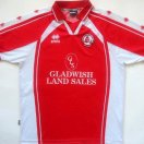 Crawley Town football shirt 2000 - 2001