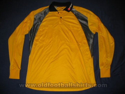 Referees! Special football shirt 2004 - 2006