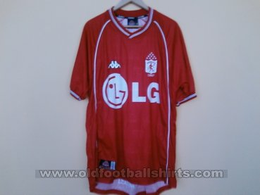 América de Cali Home football shirt 2003