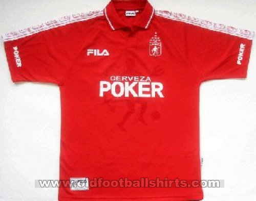 América de Cali Home football shirt 1999