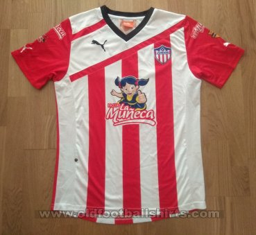 Atlético Junior Home football shirt 2013 - 2014
