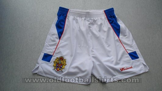Dagenham & Redbridge Home football shirt 2007 - 2009