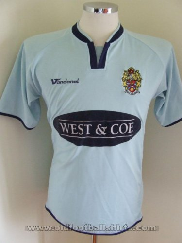 Dagenham & Redbridge Away football shirt 2007 - 2008
