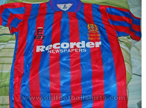 Dagenham & Redbridge Home football shirt 1997 - ?