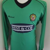 Goalkeeper football shirt 2008 - 2009