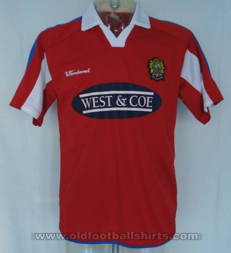 Dagenham & Redbridge Local Camiseta de Fútbol 2006 - 2007