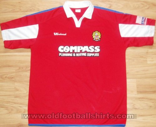 Dagenham & Redbridge Local Camiseta de Fútbol 2005 - 2006