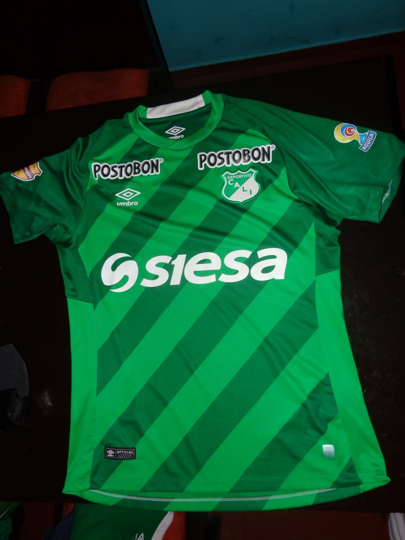 Deportivo Cali Home Camiseta De Futbol 2015
