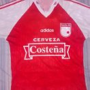 Independiente Santa Fe football shirt 1997