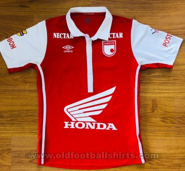 Independiente Santa Fe Home futbol forması 2014