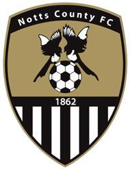 Notts County Kit 1-2 Yrs